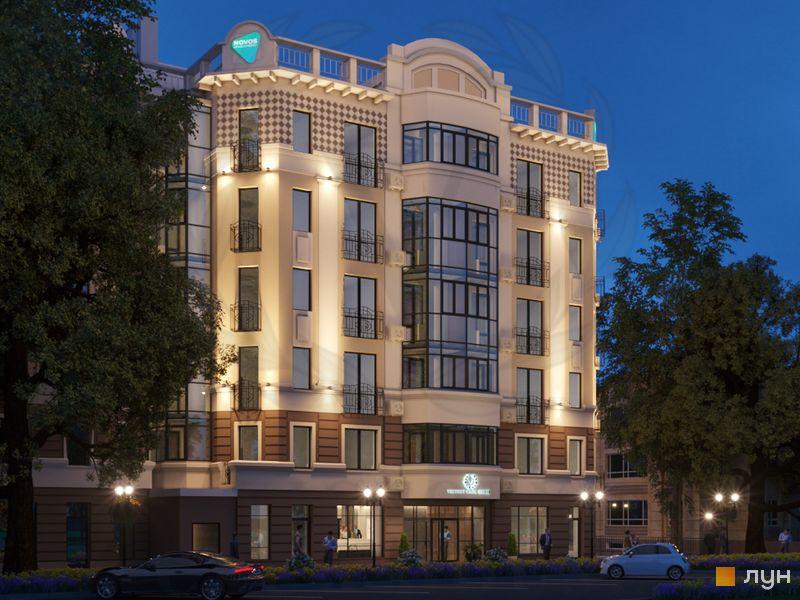 ЖК Victory Club House
