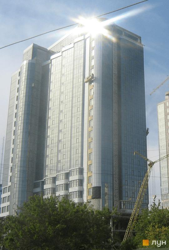 ЖК Гагарин Плаза 1