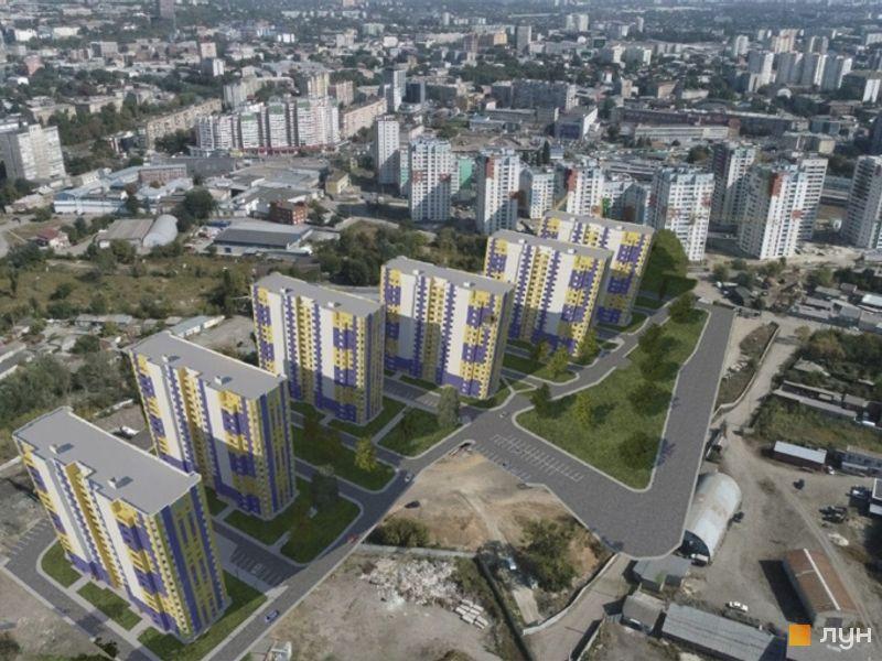 ЖК Левада