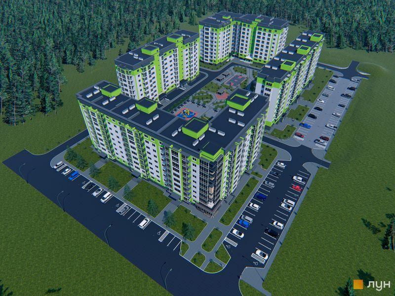 ЖК Living Park «Нова Будова-2»