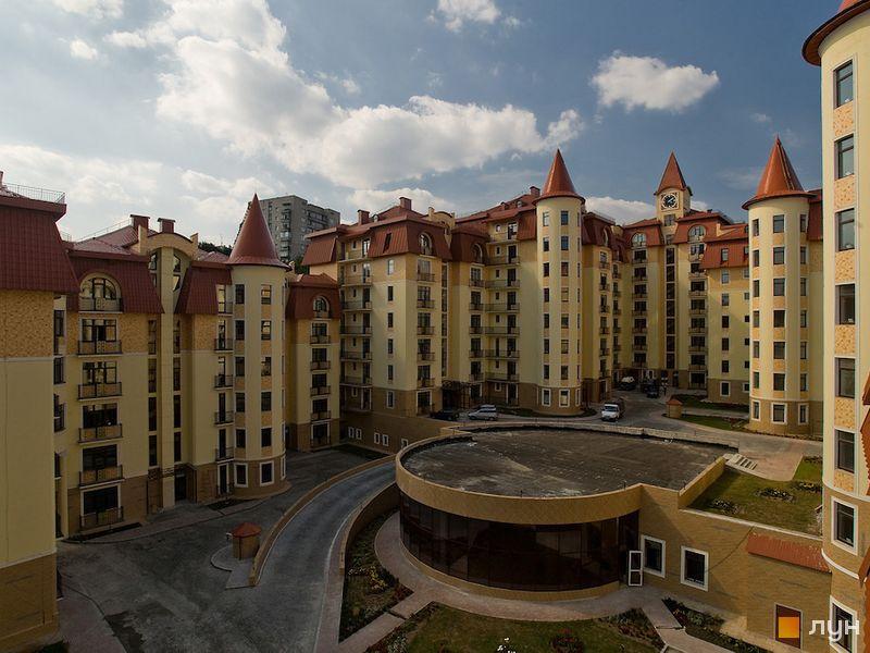 ЖК Альпийский городок