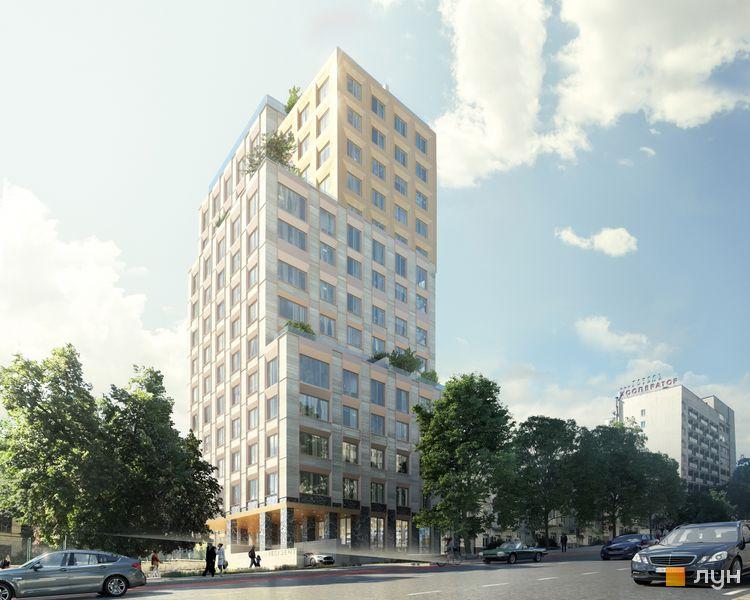 ЖК Resident Concept House