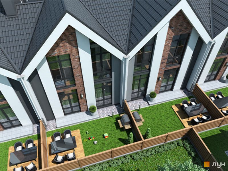 КМ Garden House