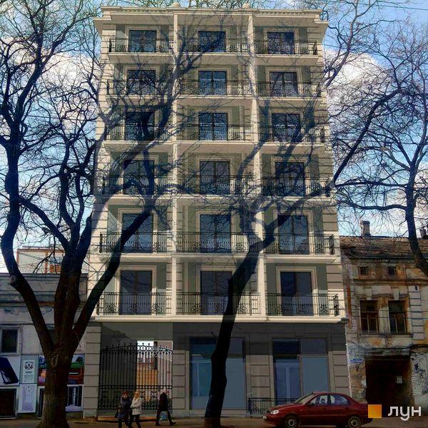 ЖК Дом на Степовой