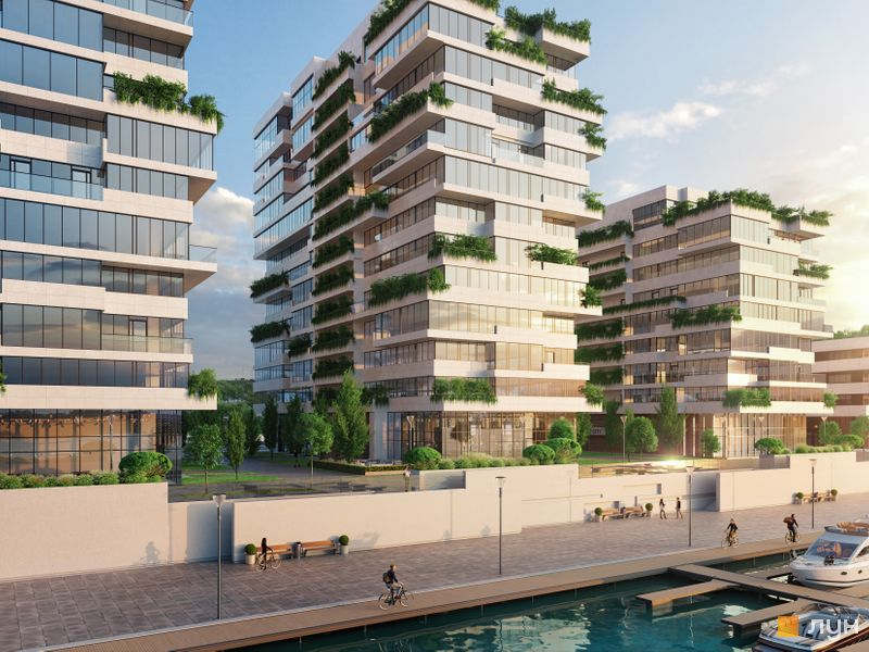 Апарт-комплекс Port City