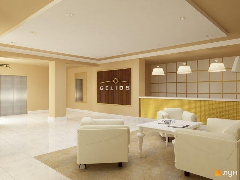 Клубний будинок Gelios