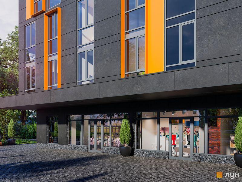 ЖК SYMSKAYA apartments