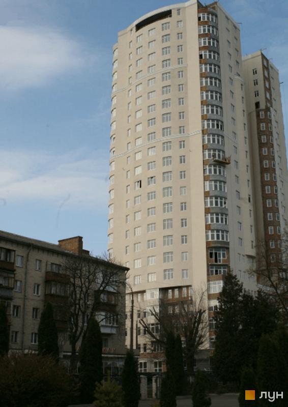 ЖК Будинок на Клименка