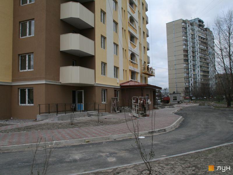вул. Хорольська, 1а