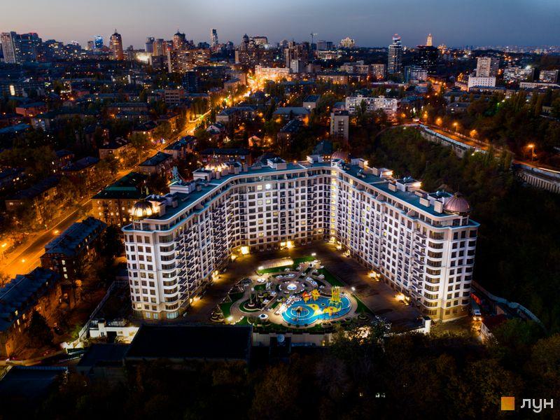 ЖК 52 Перлина (Pechersk Plaza)