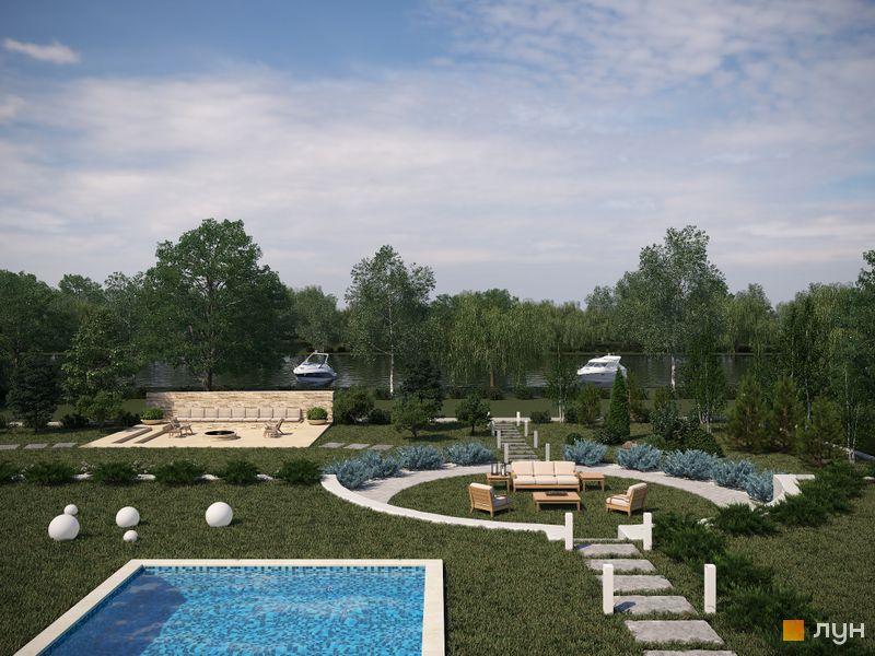 КМ River Garden