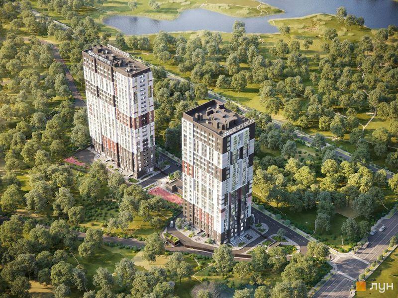 ЖК Синергия Киев
