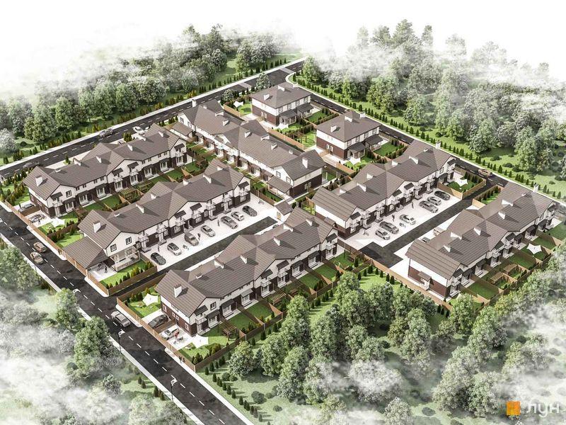 Таунхаусы New Village