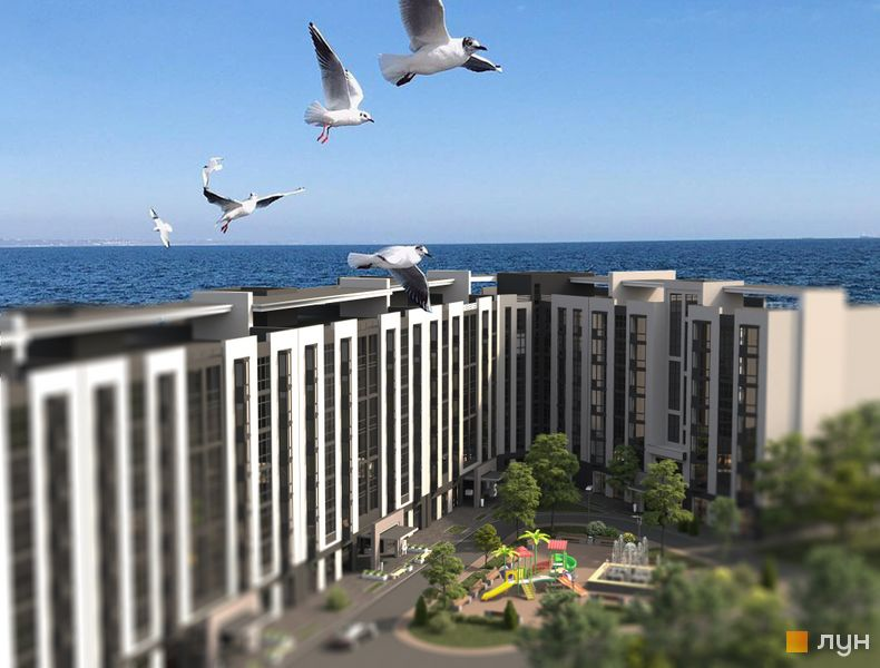 ЖК City House Resort