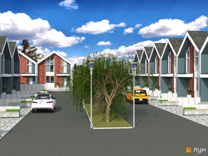 Таунхаусы Grass House 2