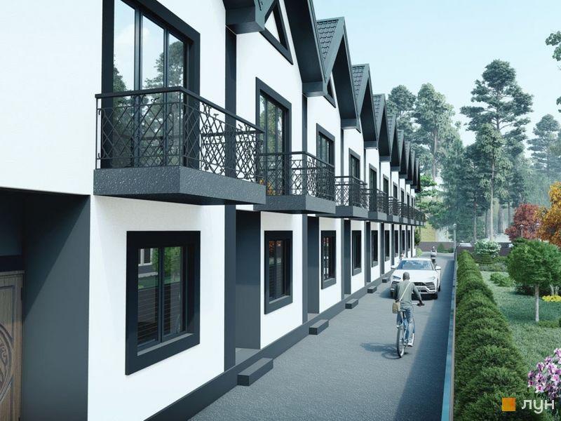Таунхаусы Smart House
