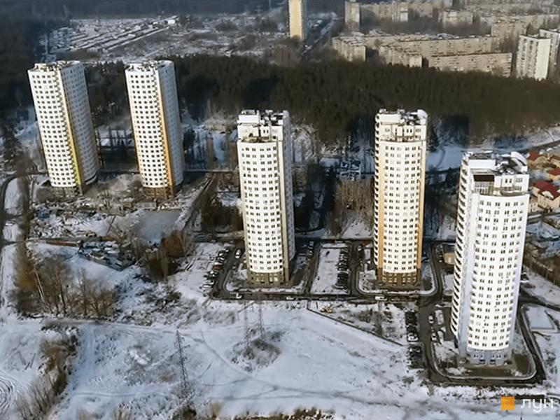 ЖК Озерний (Обухівська, 135а)