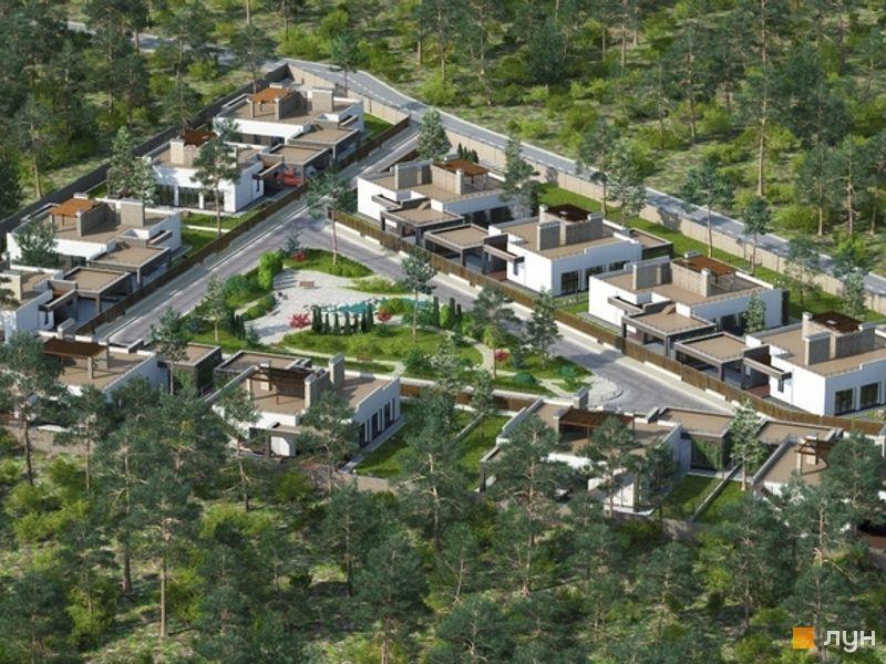 КГ Forest Villa