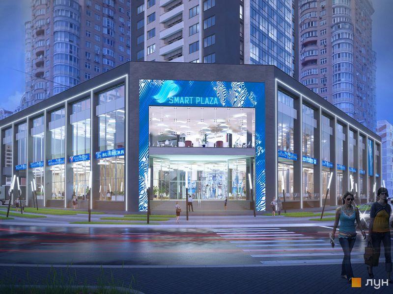 ЖК Smart Plaza Obolon