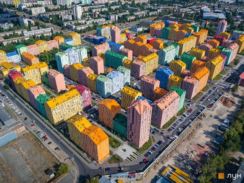 ЖК Комфорт Таун
