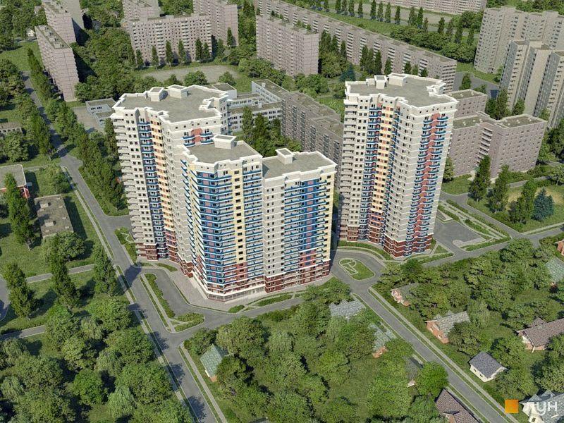 ЖК Consol City