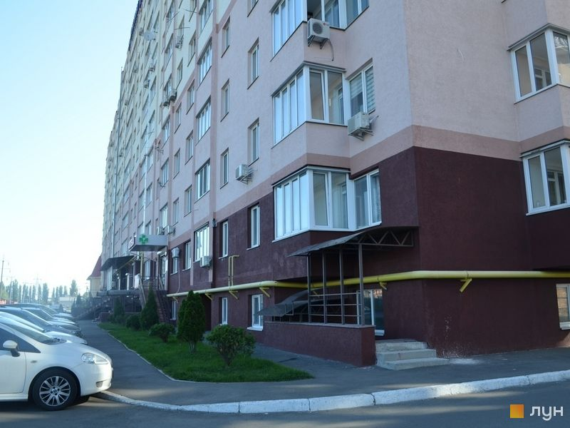 ЖК Софіївська Слобідка