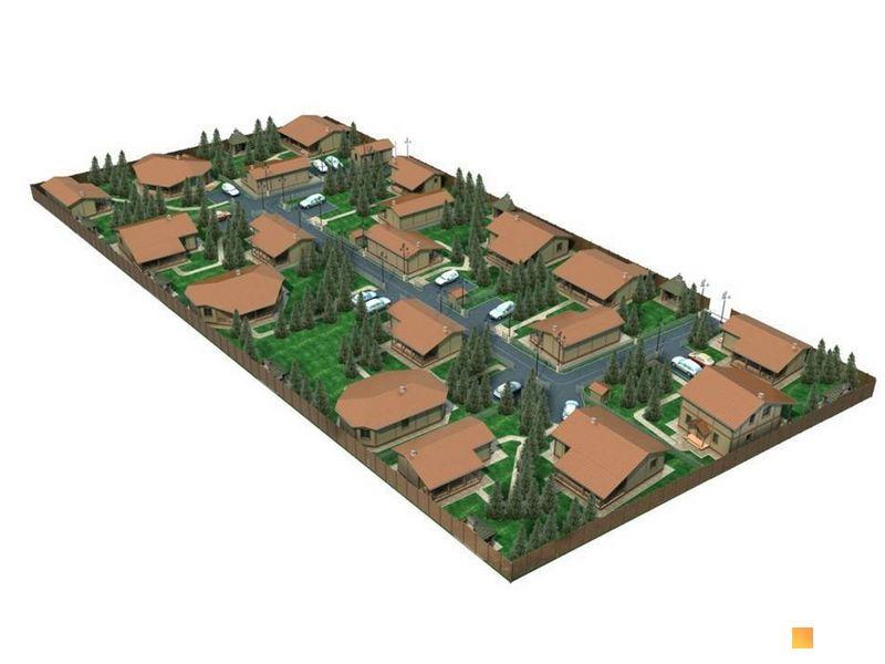 КГ Дачная деревня. Вышеград