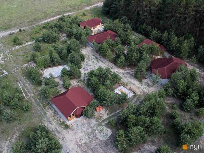 КМ Дачная деревня. Червона Слобода