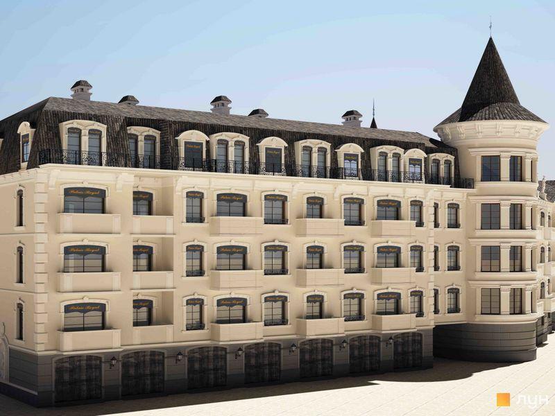 ЖК Palais Royal (Зелений Мис)