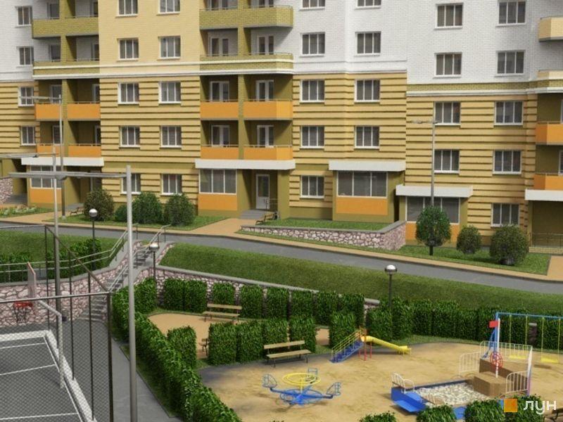 ЖК Stugna House