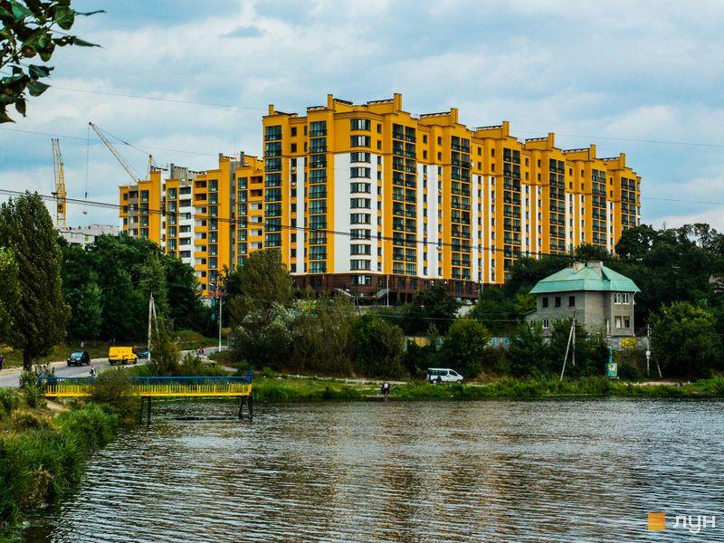 ЖК Щасливий на Петропавлівці