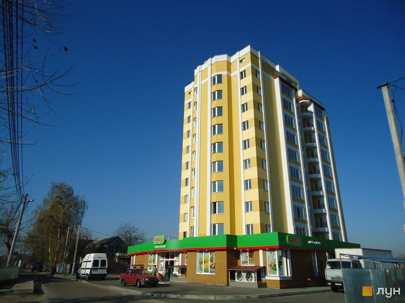 ЖК Гостомельский квартал