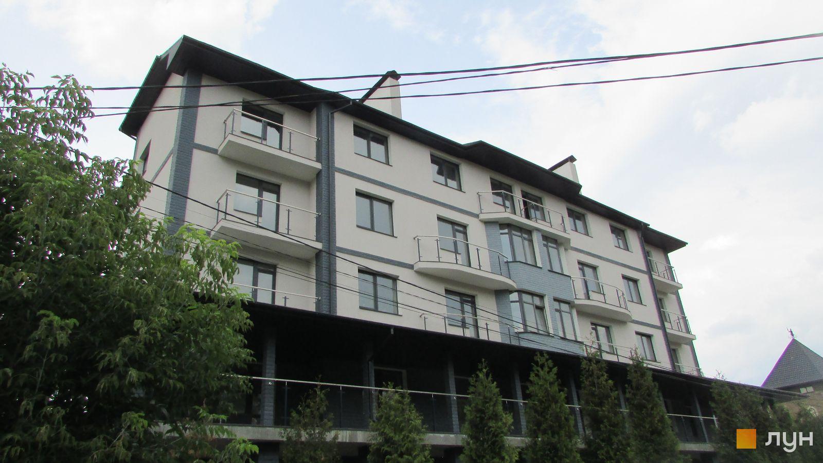Ход строительства ЖК Ваша квартира, ул. Институтская, 101, июль 2017