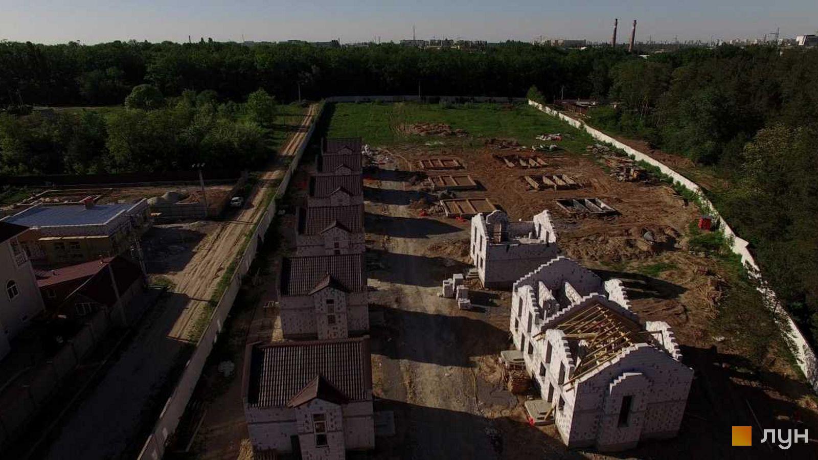 Хід будівництва КМ Солов'їний, , червень 2018