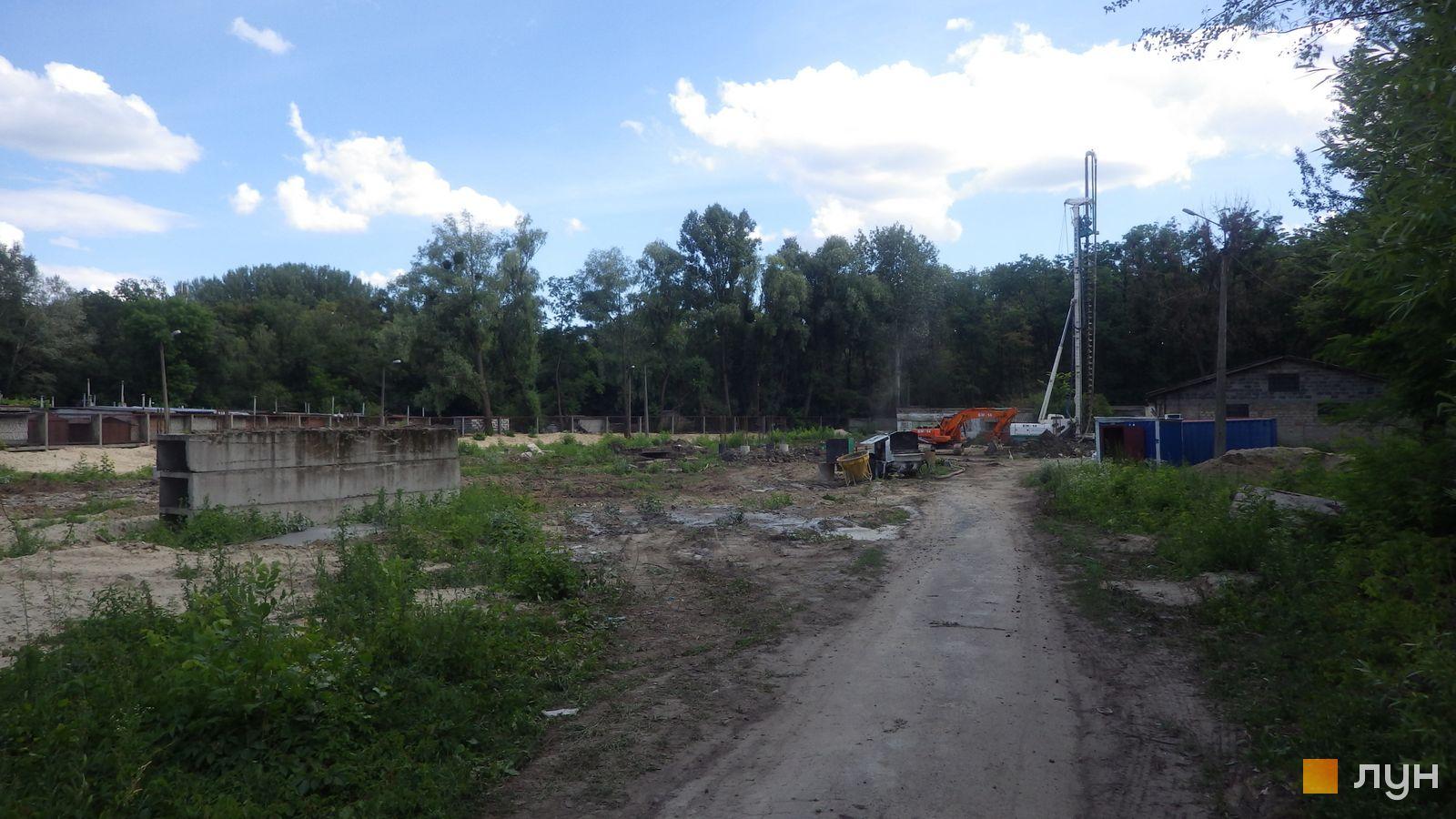 Хід будівництва ЖК Авеню 42, , червень 2018