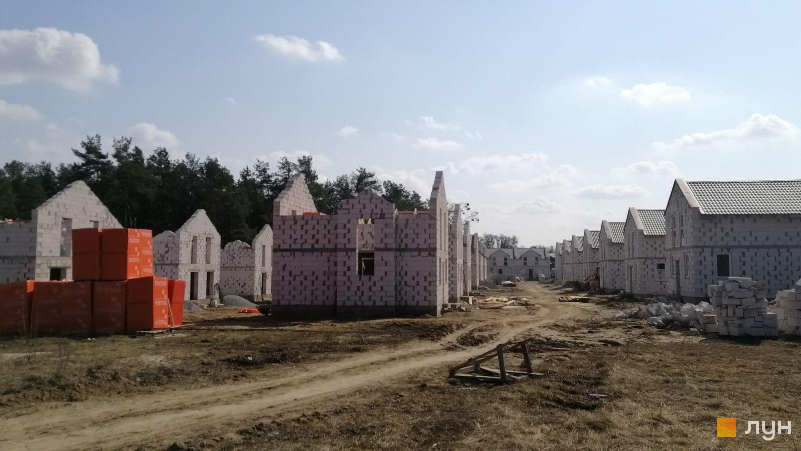 Хід будівництва КМ Солов'їний, , березень 2019