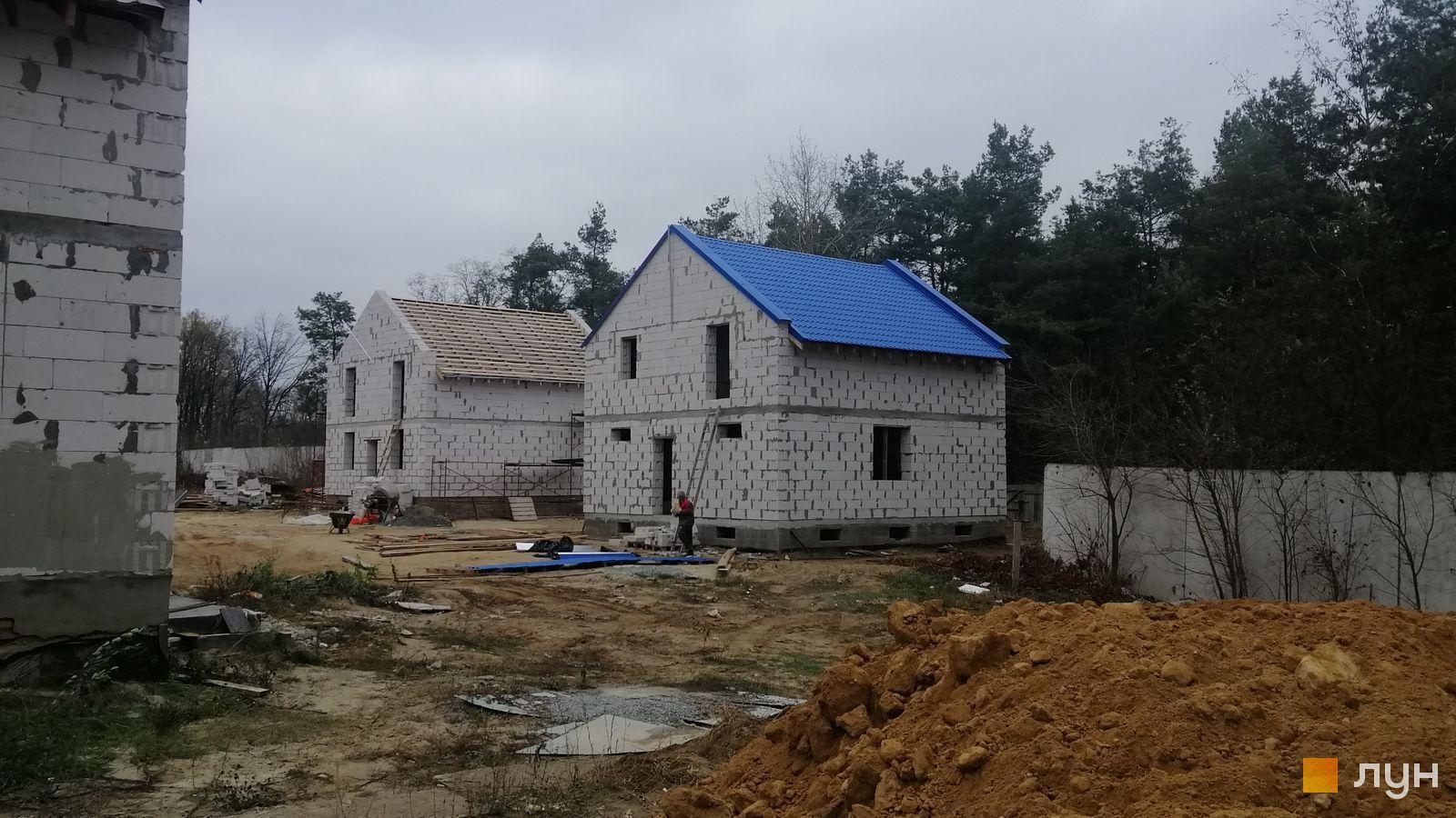 Хід будівництва КМ Солов'їний, , листопад 2019