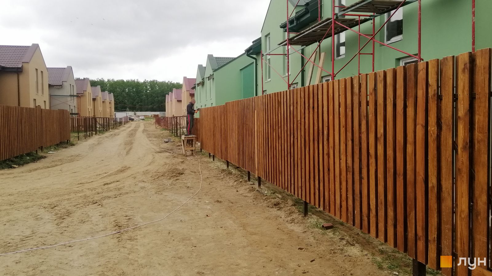 Хід будівництва КМ Солов'їний, , травень 2020