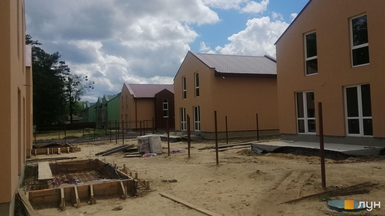 Хід будівництва КМ Солов'їний, , червень 2020