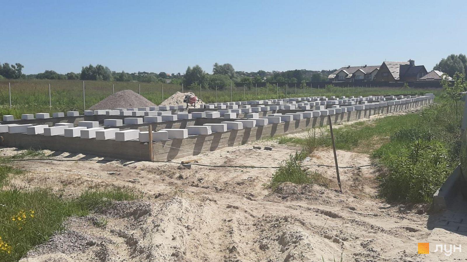 Хід будівництва КМ Тарасівка, , липень 2020