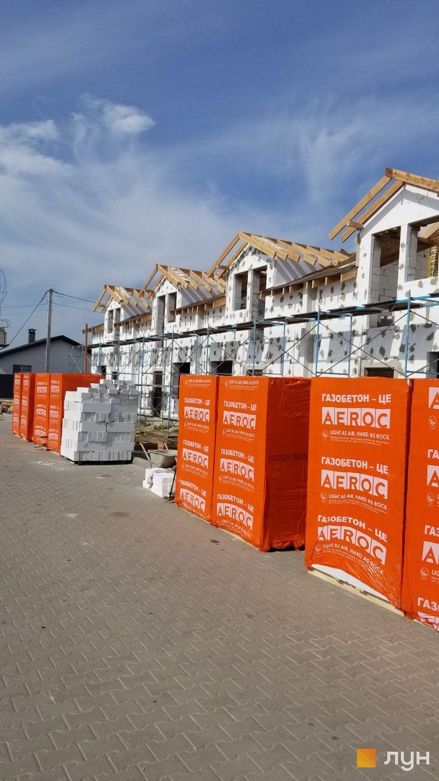 Хід будівництва КМ Тарасівка, , вересень 2020