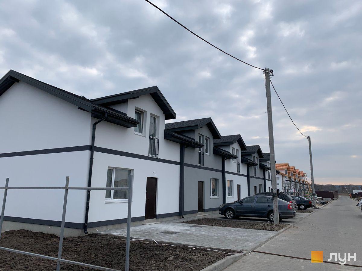 Хід будівництва КМ Тарасівка, , березень 2021