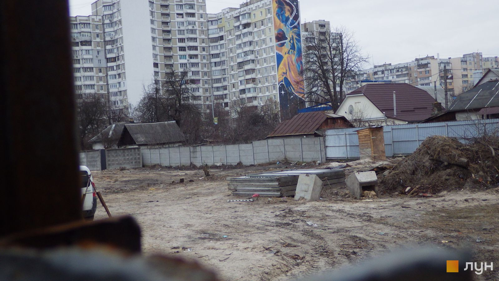 Хід будівництва ЖК Парк Слави, , квітень 2021
