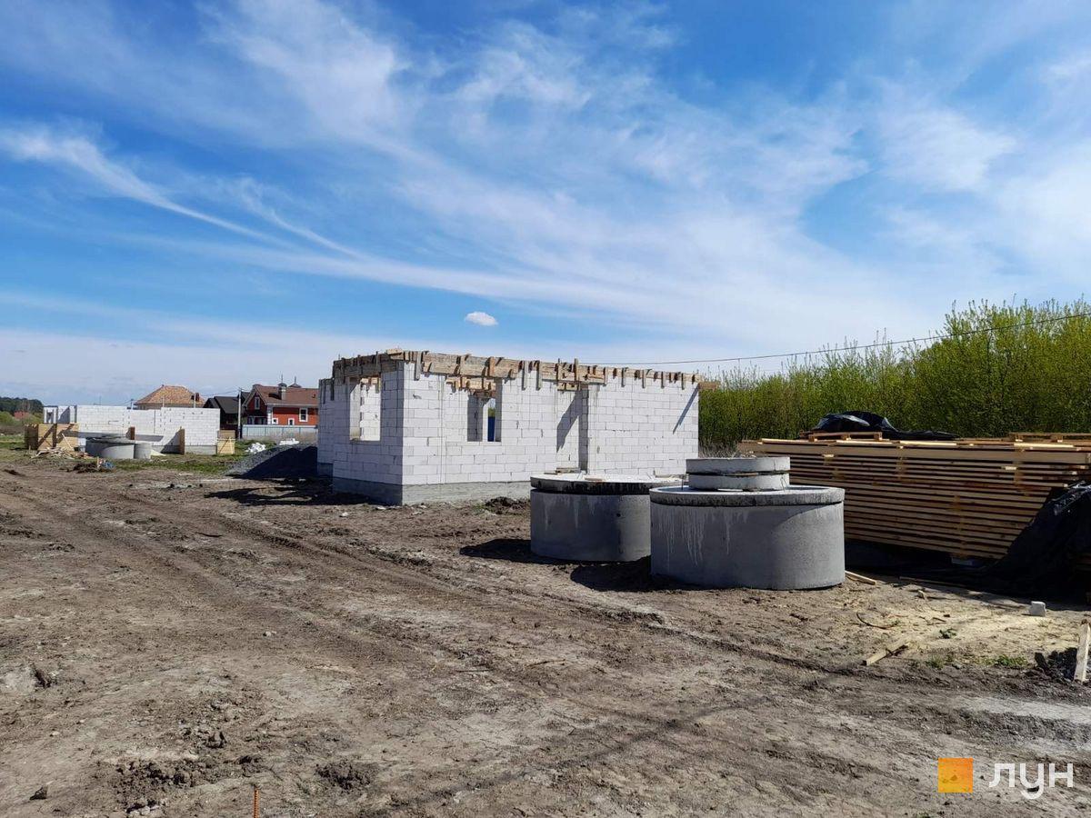 Хід будівництва КМ Тарасівка, , квітень 2021