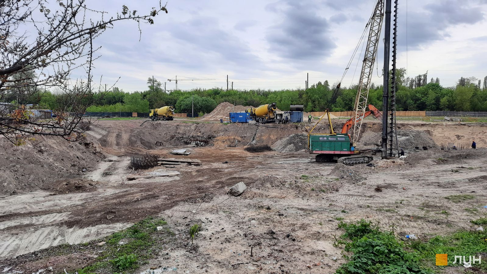 Хід будівництва ЖК BEREG Residence, , травень 2021