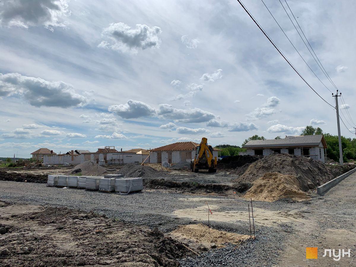 Хід будівництва КМ Тарасівка, , травень 2021