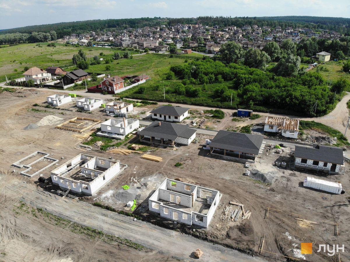 Хід будівництва КМ Тарасівка, , червень 2021