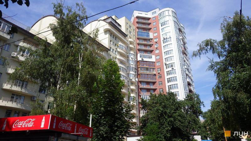Хід будівництва вул. Тургенєвська, 46/11, Будинок, липень 2014