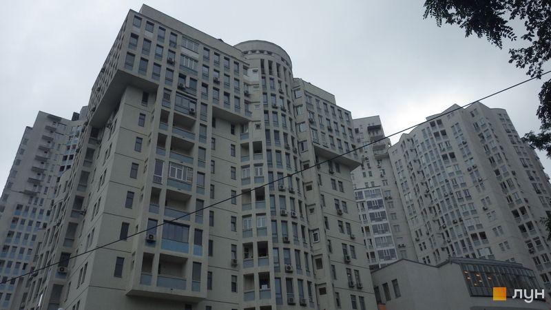 Ход строительства ЖК Печерский квартал, 1-2 секции, июль 2014
