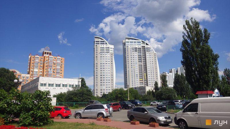 Ход строительства просп. Героев Сталинграда, 2, 1-2 секции, июль 2014